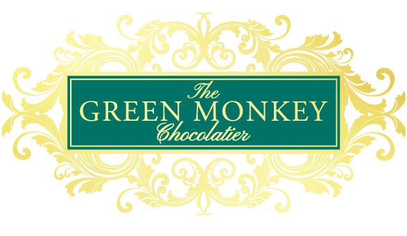 The Green Monkey Chocolatier logo