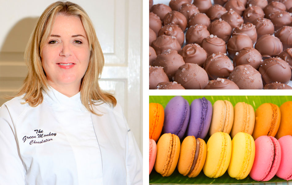 Wendy Abed - The Green Monkey Chocolatier