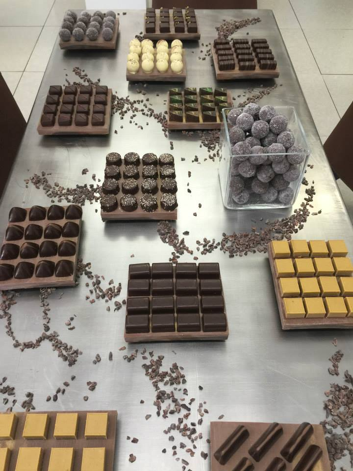 Artisanal Chocolates