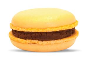 Macaron made in Barbados