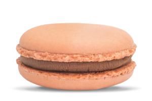 Milk Chocolate macaron