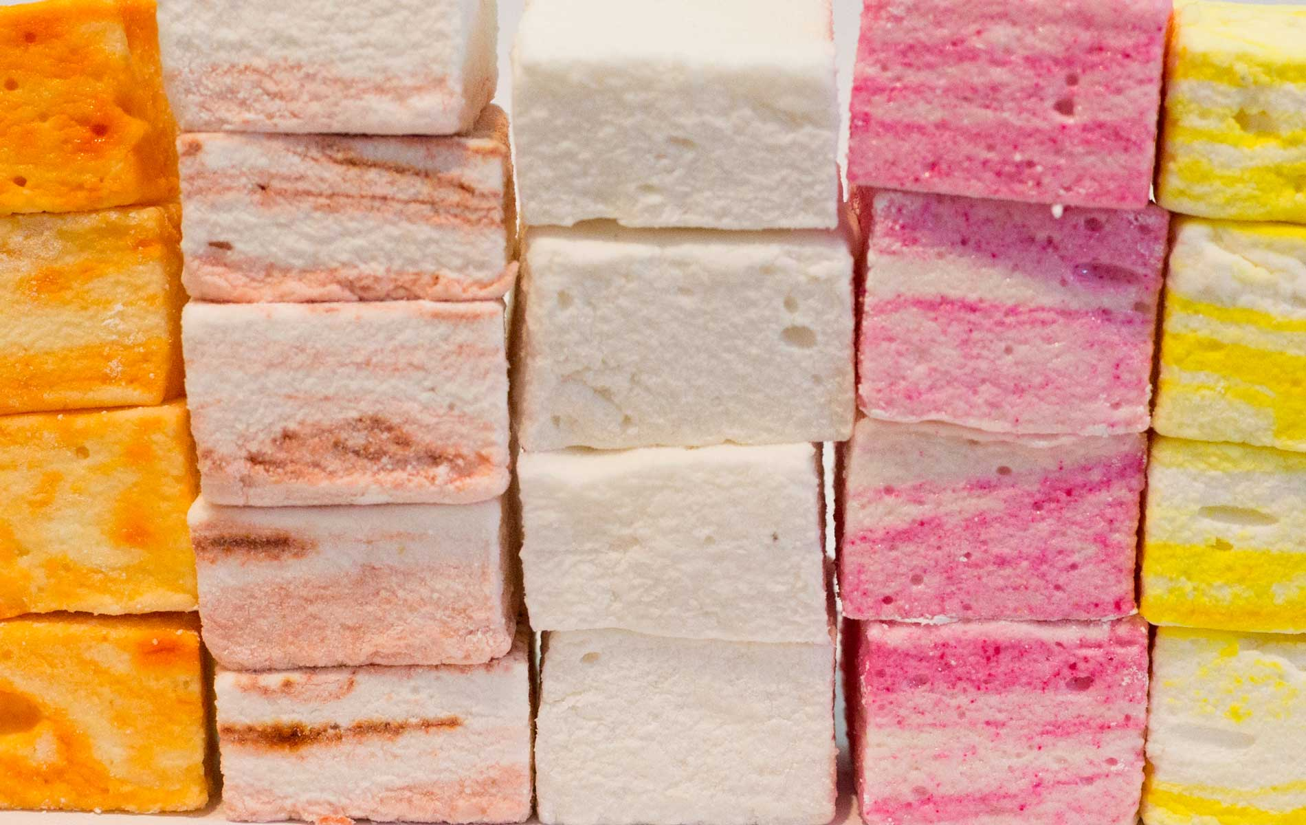 Marshmallow Menu