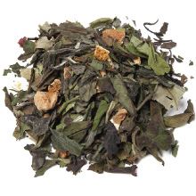 The Green Monkey Fine Teas - Amalfi Lemon