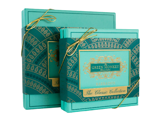 The Classic Collection - a collection of chocolates from The Green Monkey Chocolatier