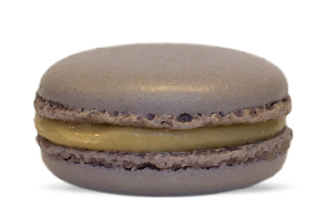 Earl Grey and Lavender Macaron