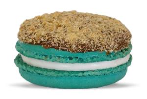 S'mores Macaron made in Barbados