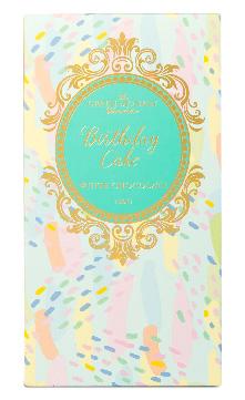 Birthday Cake White Chocolate Bar