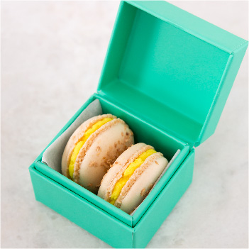 Two Macarons