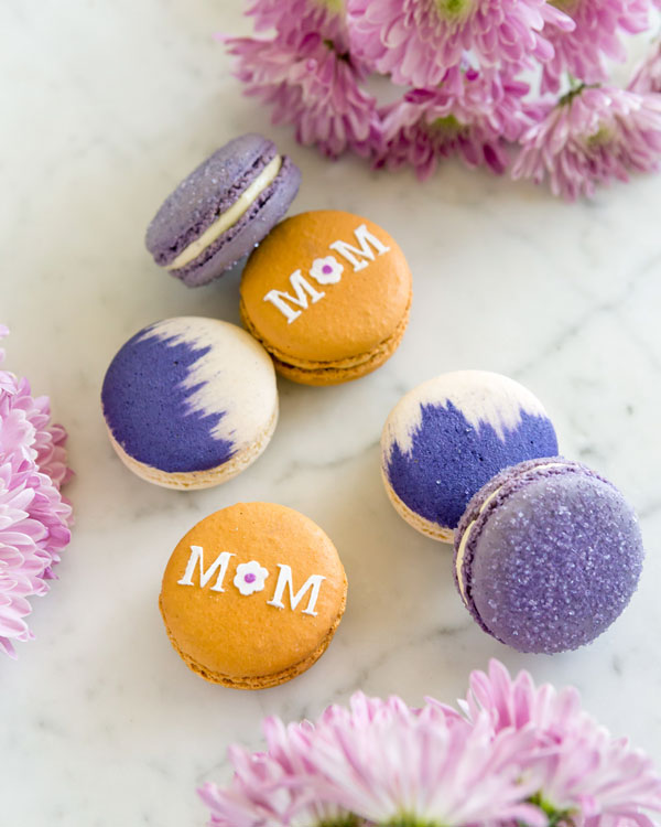 Macarons for Mothers Day