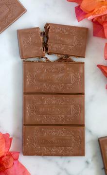Rum Cherry Chocolate Bar