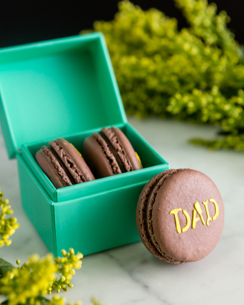 Macarons for Fathers Day