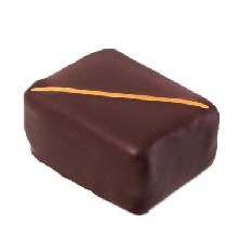 Dark Ganache Chocolate by The Green Monkey in Barbados