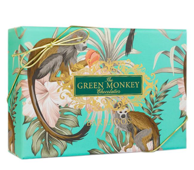 Monkey Macaron Box